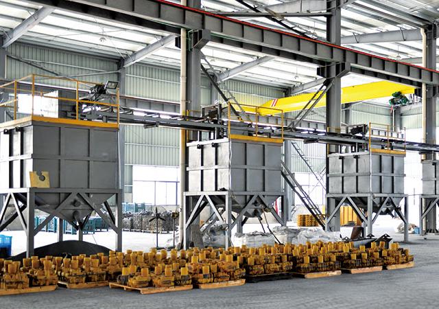 厦工装载机配件_浙江安正铸造机械有限公司